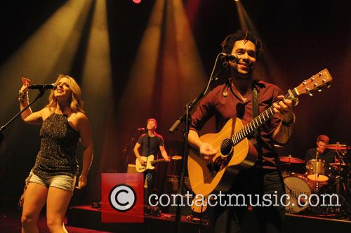 The Shires, Crissie Rhodes and Ben Earle 5
