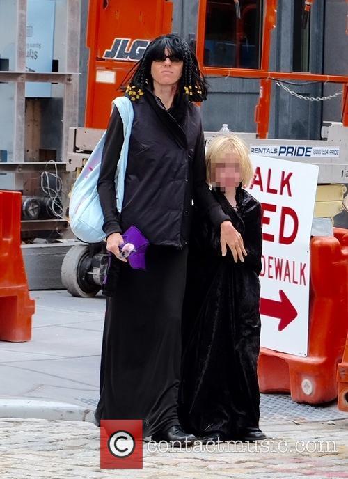 Naomi Watts and Samuel Schreiber