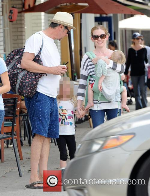 Mireille Enos, Alan Ruck, Larkin and Vesper 11