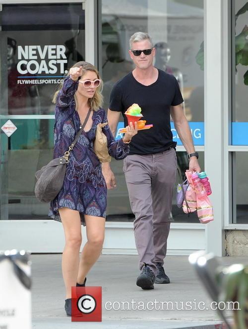 Rebecca Gayheart and Eric Dane 7