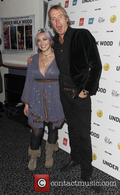 Charlotte Church and Rhys Ifans 3
