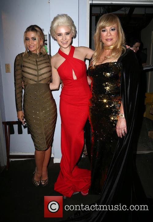 Carmen Electra, Alessandra Torresani and Daphna Ziman 4