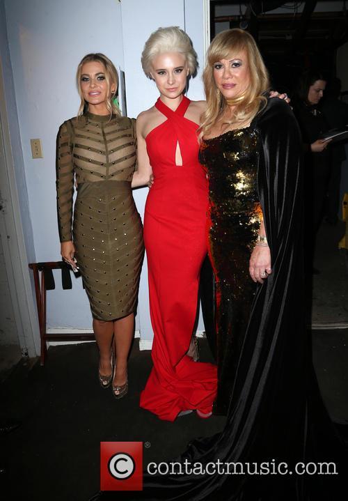 Carmen Electra, Alessandra Torresani and Daphna Ziman 5