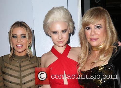 Carmen Electra, Alessandra Torresani and Daphna Ziman 6