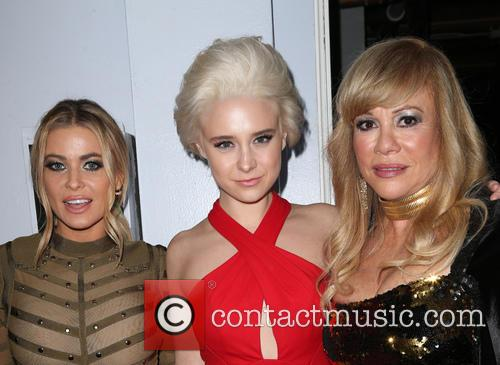 Carmen Electra, Alessandra Torresani and Daphna Ziman 1