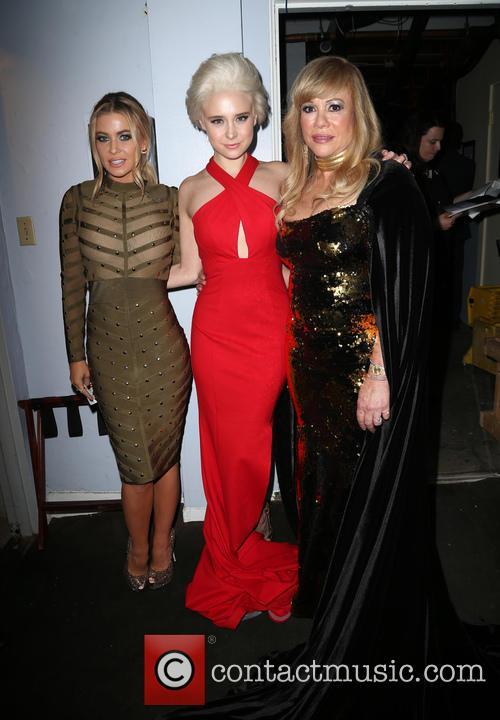 Carmen Electra, Alessandra Torresani and Daphna Ziman 7