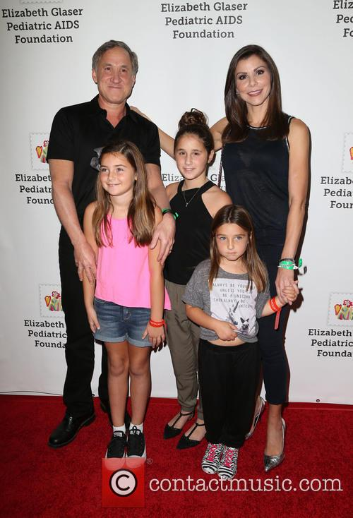 Terry Dubrow, Heather Dubrow, Collette Dubrow, Maximillia Dubrow and Katarina Dubrow 1