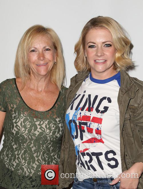 Melissa Joan Hart and Paula Hart 1