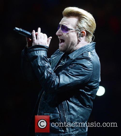 U2 and Bono 5