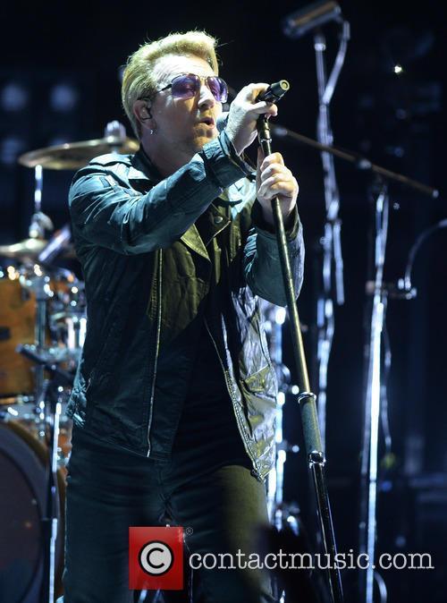 U2 and Bono 8