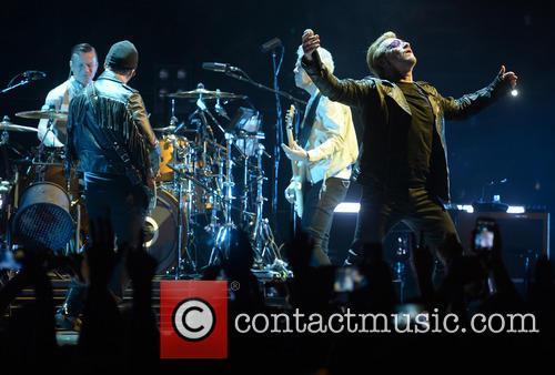 U2, Bono, Adam Clayton, The Edge, Larry Mullen and Jr 7