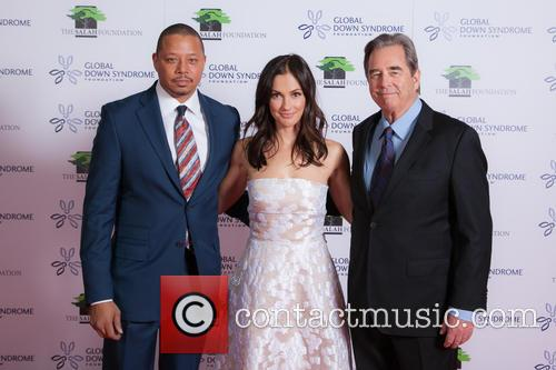 Beau Bridges, Minka Kelly and Terrence Howard 1
