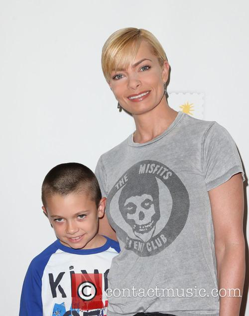 Jaime Pressly and Dezi James Calvo 2