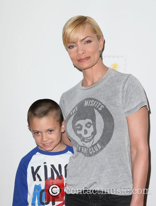 Jaime Pressly and Dezi James Calvo 4