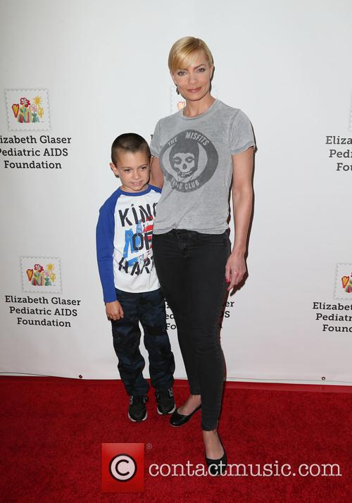 Jaime Pressly and Dezi James Calvo 9
