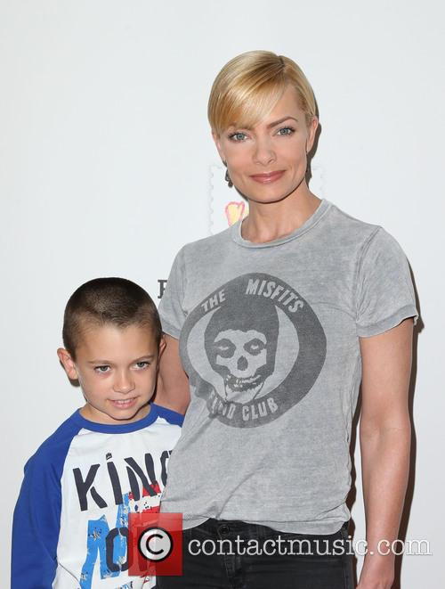 Jaime Pressly and Dezi James Calvo 10