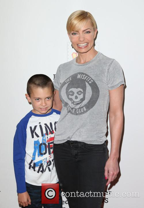 Jaime Pressly and Dezi James Calvo 11