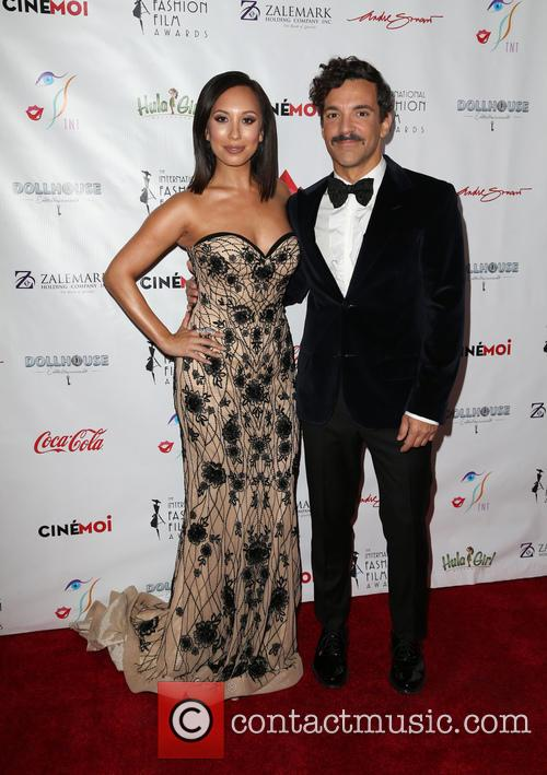 Cheryl Burke and George Kotsiopoulos 2