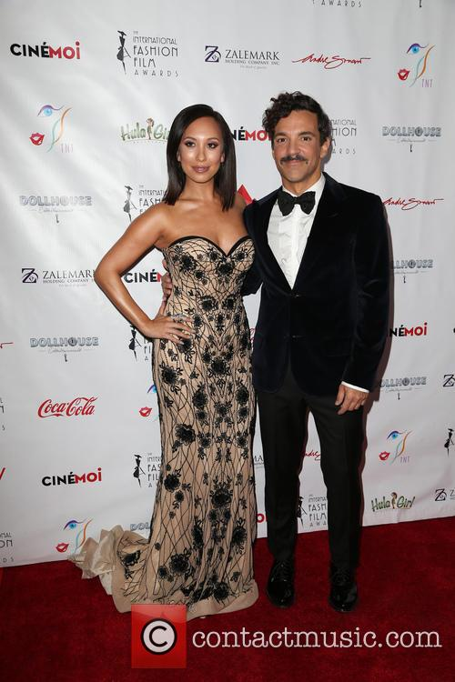 Cheryl Burke and George Kotsiopoulos 3