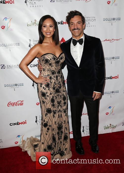 Cheryl Burke and George Kotsiopoulos 4