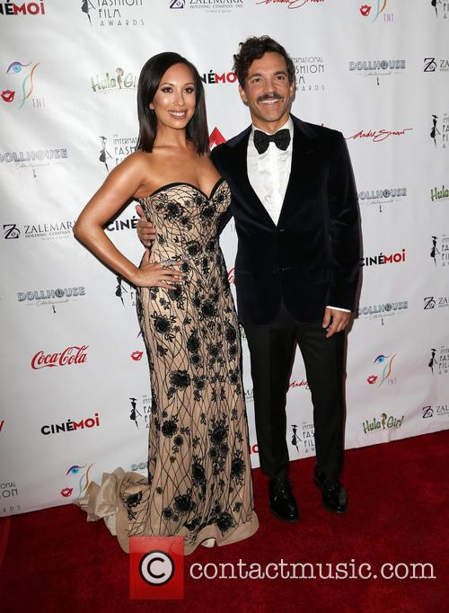 Cheryl Burke and George Kotsiopoulos 1