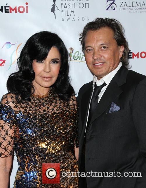 María Conchita Alonso and Fernando Barrera 1