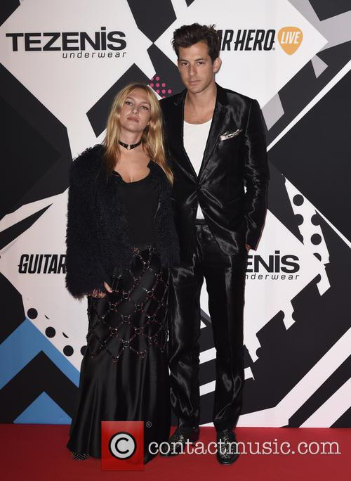 Mark Ronson and Joséphine De La Baume 2