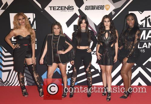 Fifth Harmony, Ally Brooke Hernandez, Normani Hamilton, Dinah Jane Hansen, Camila Cabello and Lauren Jauregui 2