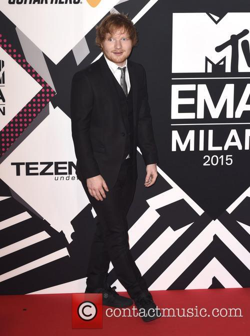 Was Ed Sheeran Drunk While Presenting The Mtv Emas? Probably.