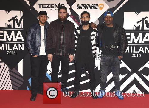 Rudimental, Piers Agget, Amir Amor, Kesi Dryden and Dj Locksmith 1