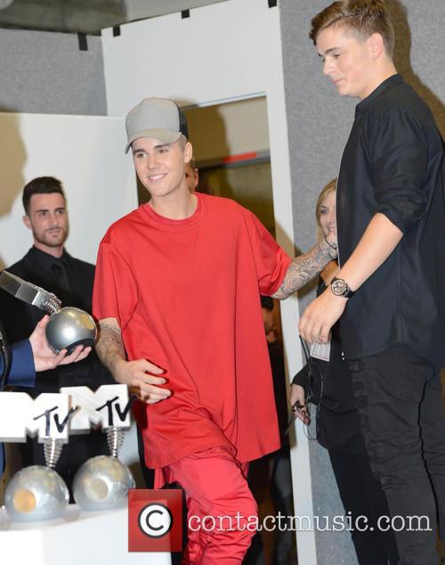 Martin Garrix and Justin Bieber 2