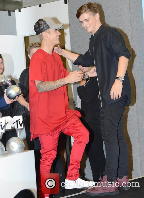 Martin Garrix and Justin Bieber 1
