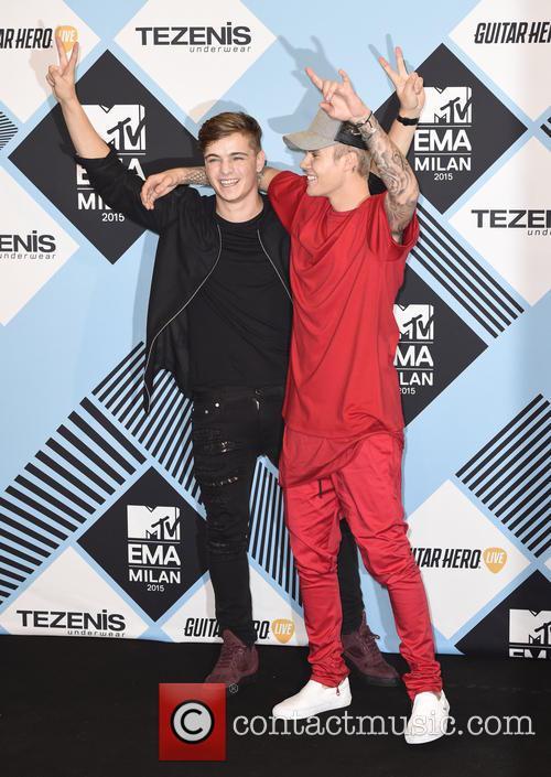 Justin Bieber and Martin Garrix 2