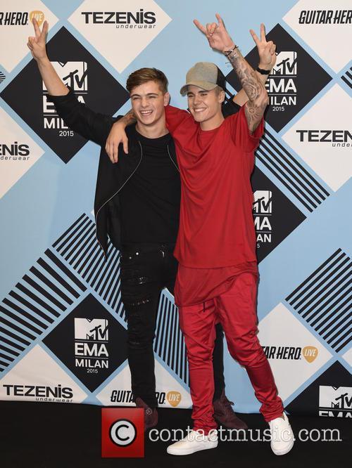 Justin Bieber and Martin Garrix 3