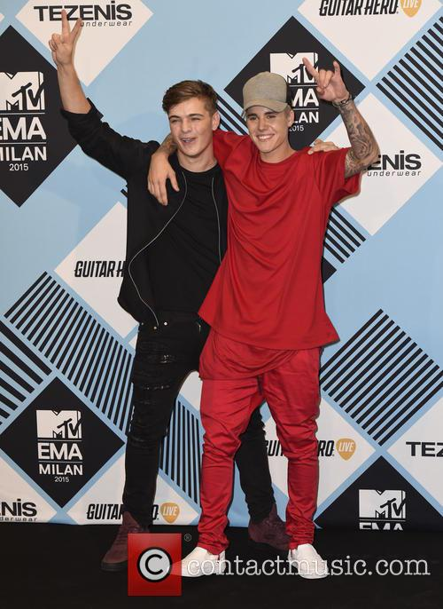 Justin Bieber and Martin Garrix 5