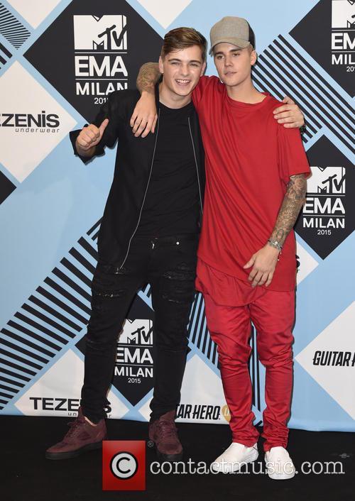 Justin Bieber and Martin Garrix 6
