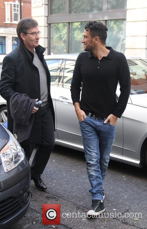 Peter Andre and Daniel O'donnell 1