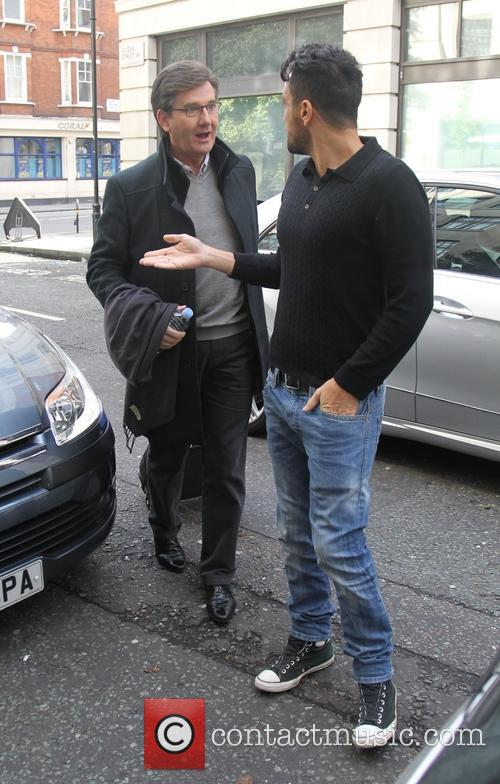 Peter Andre and Daniel O'donnell 7