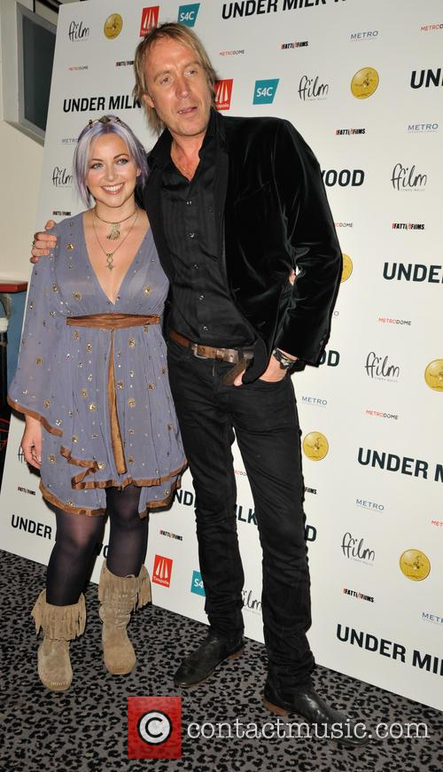 Charlotte Church and Rhys Ifans 1