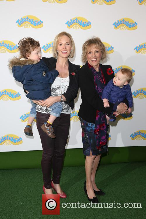 Esther Rantzen, Daughter and Grandchildren 1