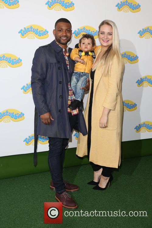 Jb Gill, Wife Chloe and Son Ace Jeremiah 2