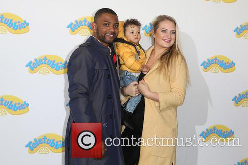 Jb Gill, Wife Chloe and Son Ace Jeremiah 1