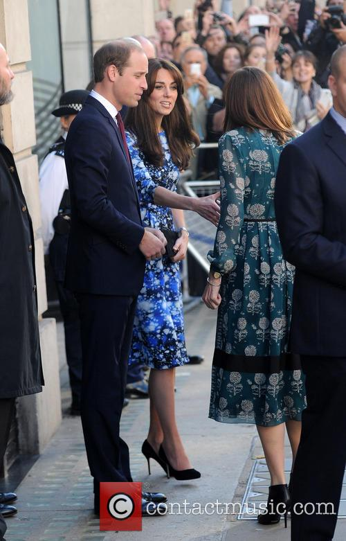 Duke Of Cambridge and Duchess Of Cambridge 5
