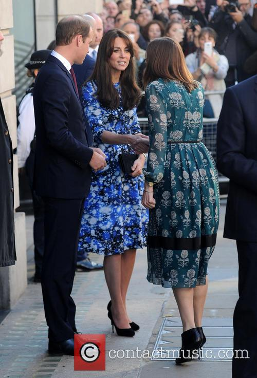 Duke Of Cambridge and Duchess Of Cambridge 8