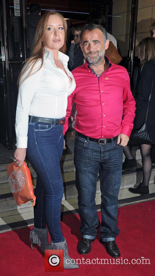Michael Le Vell and Louise Gibbons 2