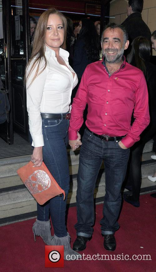 Michael Le Vell and Louise Gibbons 4