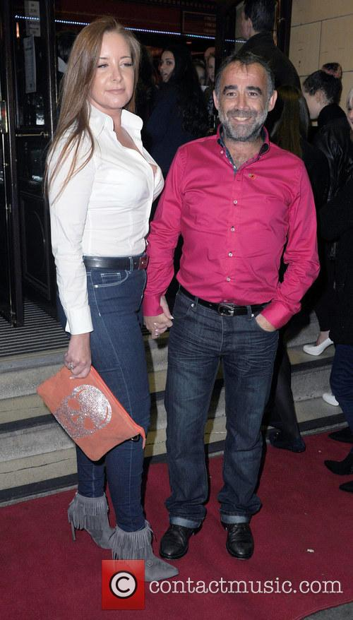 Michael Le Vell and Louise Gibbons 5