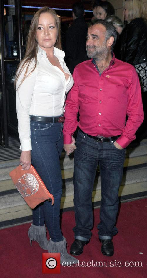 Michael Le Vell and Louise Gibbons 7