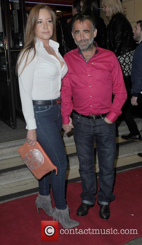 Michael Le Vell and Louise Gibbons 1