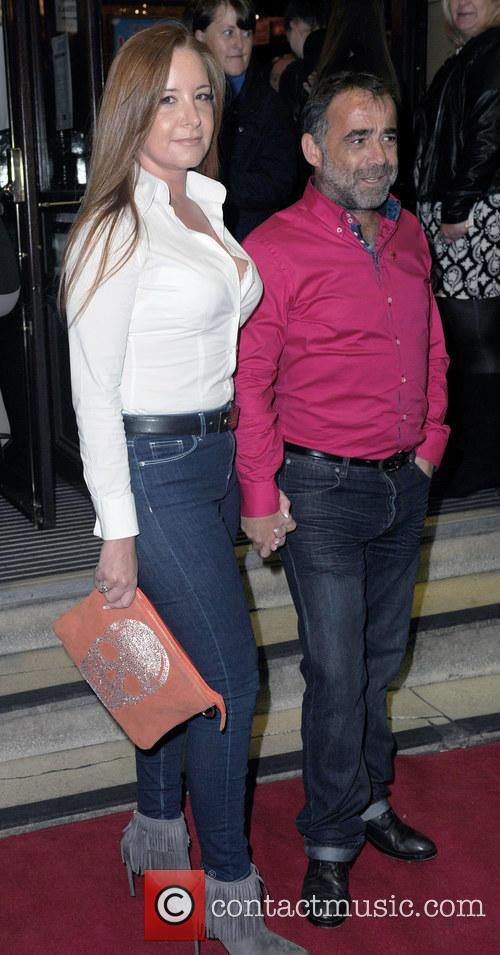 Michael Le Vell and Louise Gibbons 8